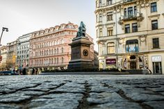 JUNGMANNOVO náměstí - Hledat Googlem Prague Food, Big Ben, Louvre, Adventure, Building, Travel, Viajes, Buildings, Destinations