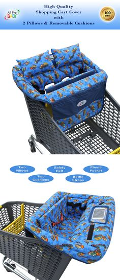 New Shopping Cart Cover from All Pro Baby
