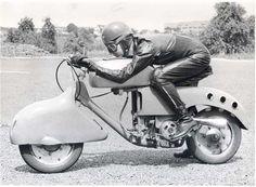 Lambretta Racers 1950s
