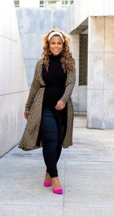 Autumn Winter Fashion, Fashion Ideas, Autumn Fashion, Pretty Clothes, Pretty Outfits, Curvy Fashion, Plus Size Fashion, Garner Style, Beautiful Wife