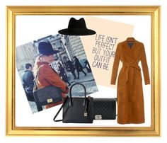 """""""Fall fashion"""" by christina-mos on Polyvore featuring Yves Saint Laurent, Chanel, Martin Grant and MICHAEL Michael Kors"""