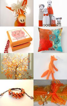 ORANGE YOU THE BEST by Vickie Wade on Etsy--Pinned with TreasuryPin.com