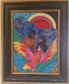 Malakas  And Maganda Exhibited in Villa Adler  Brasov Romania