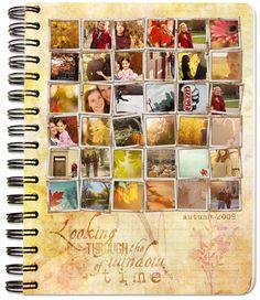 art journaling autumn - Google zoeken