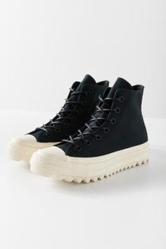 Shop Converse Chuck Taylor All Star Lift Ripple High Top Trainers at Urban Outfitters today. We carry all the latest styles, colours and brands for you to choose from right here.