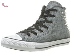 Converse Basic Chucks AI-0222C CT Col/lar Stu/ds Black 36,5 - Chaussures converse (*Partner-Link)