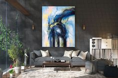 Items similar to Large Modern Wall Art Painting,Large Abstract Painting on Canvas,texture painting,gold canvas painting,gallery wall art on Etsy Large Abstract Wall Art, Large Canvas Art, Large Painting, Abstract Canvas, Textured Painting, Acrylic Canvas, Oversized Wall Decor, Oversized Canvas Art, Oil Canvas