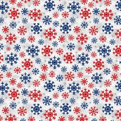 White Snowflake, Snowflakes, Cotton Quilting Fabric, Christmas Fabric, Whistler, Fat Quarters, Fabric Panels, Studios