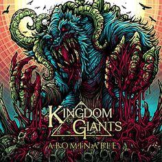Dan Mumford: Kingdom Of Giants