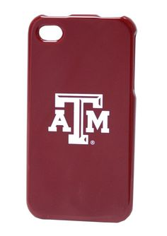 Texas A&M Aggies iPhone Faceplate