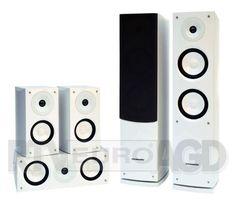 Pure Acoustics NOVA 6 (biały połysk) - Dobra cena, Opinie w Sklepie RTV EURO AGD