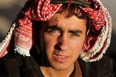 Ayman, a kid at Petra