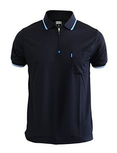 BCPOLO Men's Front Zipper Collar Polo Shirt functional sportswear-navy-S XS BCPOLO http://www.amazon.co.uk/dp/B00RMAMHGG/ref=cm_sw_r_pi_dp_YQ.9ub0QMWRP0