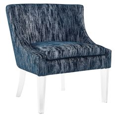 Caroline Velvet Arm Chair