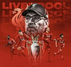 Liverpool Premier League, Liverpool Champions, Premier League Champions, Liverpool Football Club, Liverpool Fc Wallpaper, Liverpool Wallpapers, You'll Never Walk Alone, Best Club, Soccer Stars
