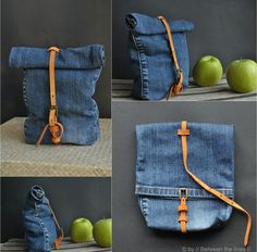 I'm maybe not very original with this project. You can find tutorials for this kind of (snack) bags everywhere on the net. Derived from th...