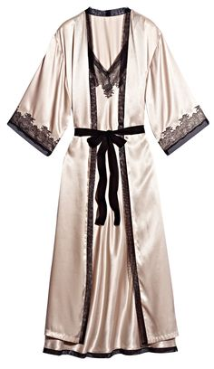 #StandoutGifts for your sleep! @T.J.Maxx Silk Robe