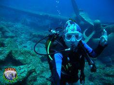 Nemo Dive Team Plane Wreck  Karaada -Bodrum