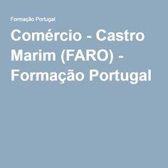 Comércio - Castro Marim (FARO) - Formação Portugal