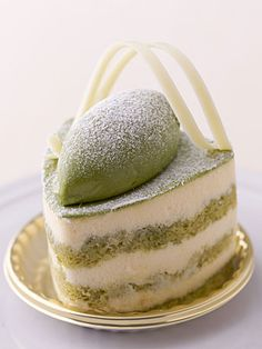 green tea tiramisu #Edendiam repin