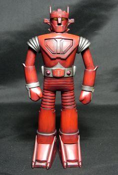 metallic red robot - Buscar con Google