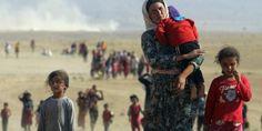 RT informa: mujeres y niñas yazidíes violadas por militantes de Estado Islámico se suicidan en masa