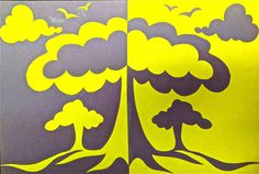 Positive & Negative Space Collage                                                                                                                                                      More