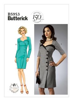 B5953 | Butterick Patterns