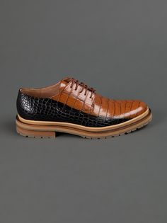 DRIES VAN NOTEN - Lace up shoe 2