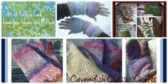 3 Pack Slouchy Shells and Ribbed Cuff by cavendishclassiccraf, $7.50 Pattern pack deals on Etsy for instant download!