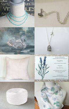 Misty Waters by Francie on Etsy--Pinned with TreasuryPin.com