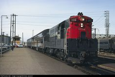RailPictures.Net Photo: SP 3032 Southern Pacific Railroad FM H24-66 at Santa Clara, California by Drew Jacksich