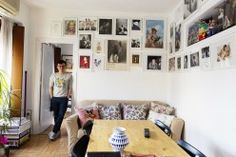 Luis Venegas at Home in Madrid « the selby
