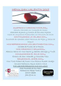 #SanValentin #cenasromanticas #cenaenpareja #amor #romanticismo #restaurantes en #ubeda