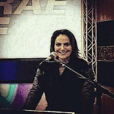 MC em evento do SEBRAE-PR.