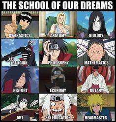 True i want them as teachers !
