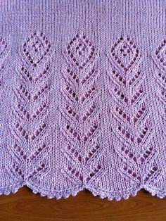 Lace Knitting Pattern Another Old S - Diy Crafts - maallure Lace Knitting Patterns, Knitting Stiches, Knitting Charts, Easy Knitting, Knitting Designs, Knitting Projects, Stitch Patterns, Beginner Knitting, Knitting Machine