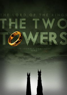 LotR: The Two Towers Poster by sahinduezguen.deviantart.com on @deviantART