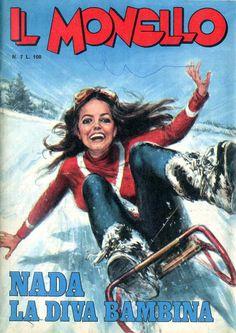 Fumetti UNIVERSO, Collana MONELLO ANNO 1973