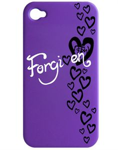NOTW Forgiven Spots iPhone 4/4s Full Case - Christian Phone Cases for $9.99   C28.com