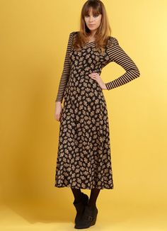 Fashion editors loved this amazing Barbara Hulanicki dress