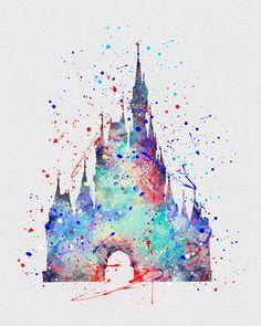 Cinderella Castle Wa