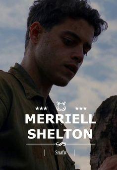 Merriell Shelton (Snafu).