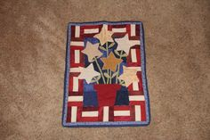July wallhanging