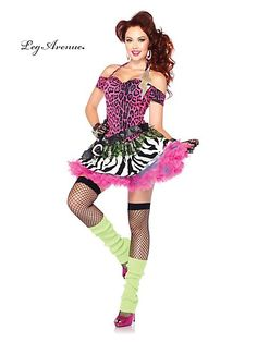 80's themed halloween costumes   Home • Costumes • Sexy Costumes • 80's Costumes