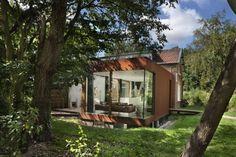 Casa renovata folosind elemente din #arhitectura traditionala. #modernism