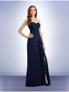 Bill Levkoff Bridesmaid Dress Style No. 1134 - https://blog.oncewedding.com/2015/12/29/bill-levkoff-bridesmaid-dress-style-no-1134/