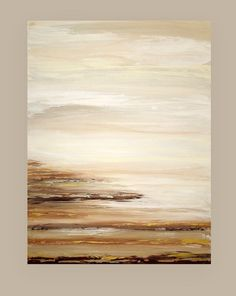 Art and Collectibles Seascape Abstract Acrylic Paintings