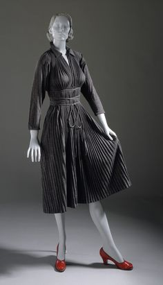 Woman's 'Monastic' Dress | LACMA Collections