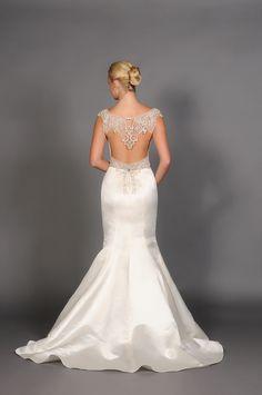Eugenia Couture Wedding Dresses Fall 2014 Collection.  http://www.modwedding.com/2013/12/27/eugenia-couture-wedding-dresses-fall-2014-collection/